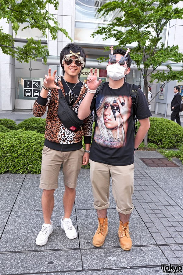 Lady Gaga Fan Fashion in Japan (130)
