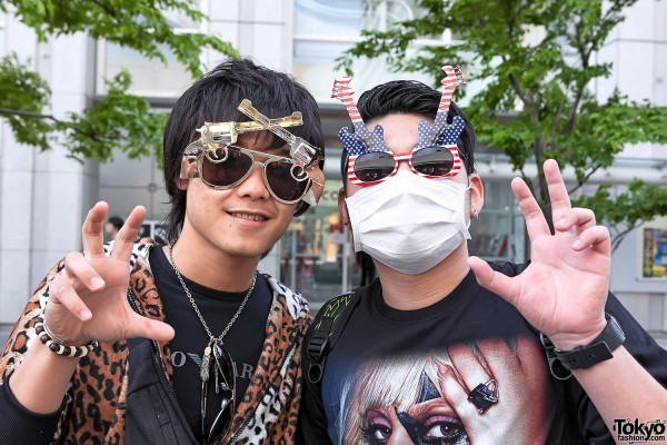 Lady Gaga Fan Fashion in Japan (131)