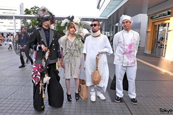 Lady Gaga Fan Fashion in Japan (132)