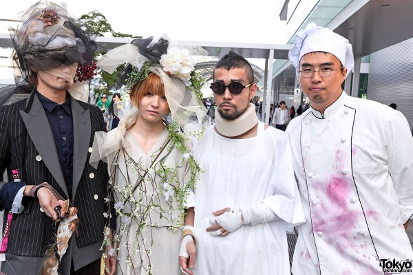 Lady Gaga Fan Fashion in Japan (133)