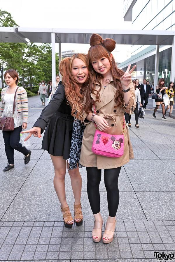 Lady Gaga Fan Fashion in Japan (136)