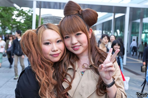 Lady Gaga Fan Fashion in Japan (137)