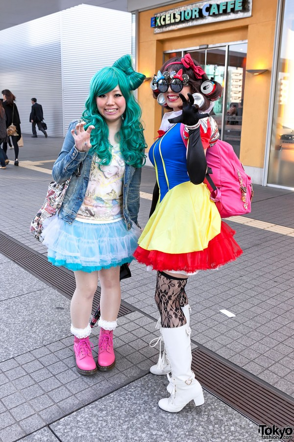 Lady Gaga Fan Fashion in Japan (138)