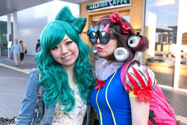 Lady Gaga Fan Fashion in Japan (139)