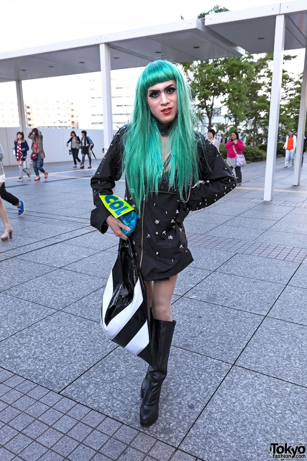 Lady Gaga Fan Fashion in Japan (146)