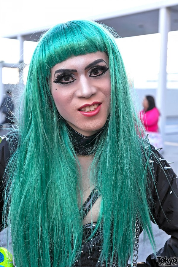 Lady Gaga Fan Fashion in Japan (147)