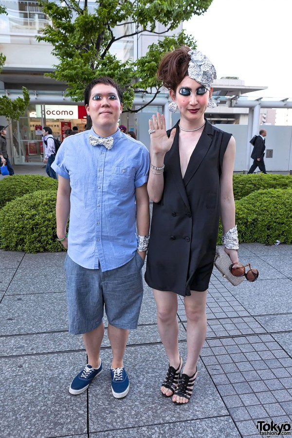 Lady Gaga Fan Fashion in Japan (148)