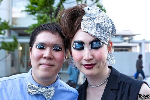 Lady Gaga Fan Fashion in Japan (149)