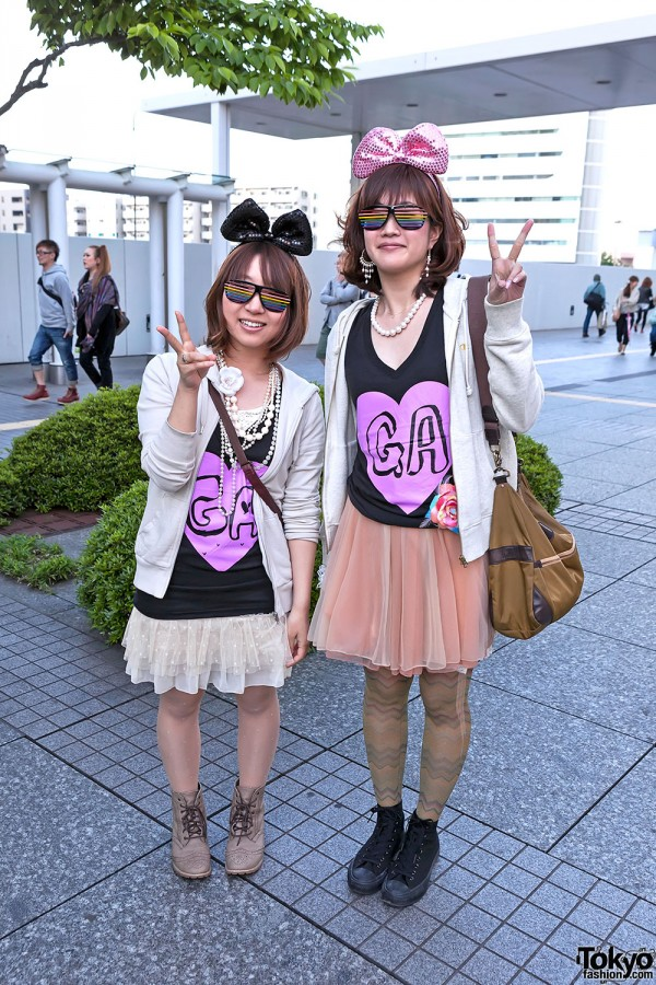 Lady Gaga Fan Fashion in Japan (150)