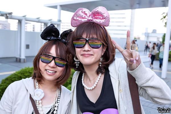 Lady Gaga Fan Fashion in Japan (151)