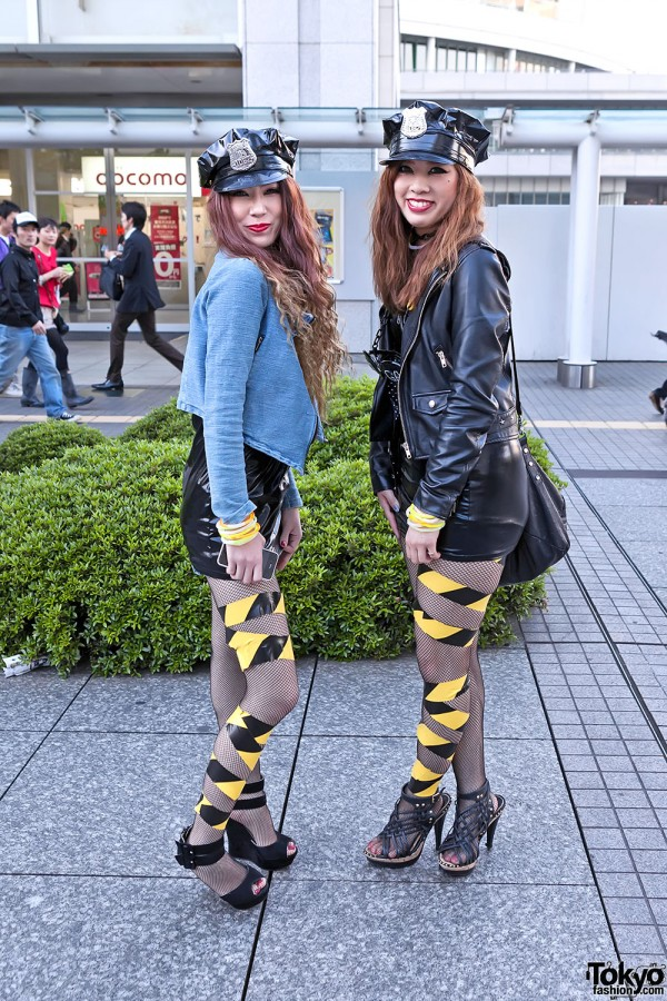 Lady Gaga Fan Fashion in Japan (152)