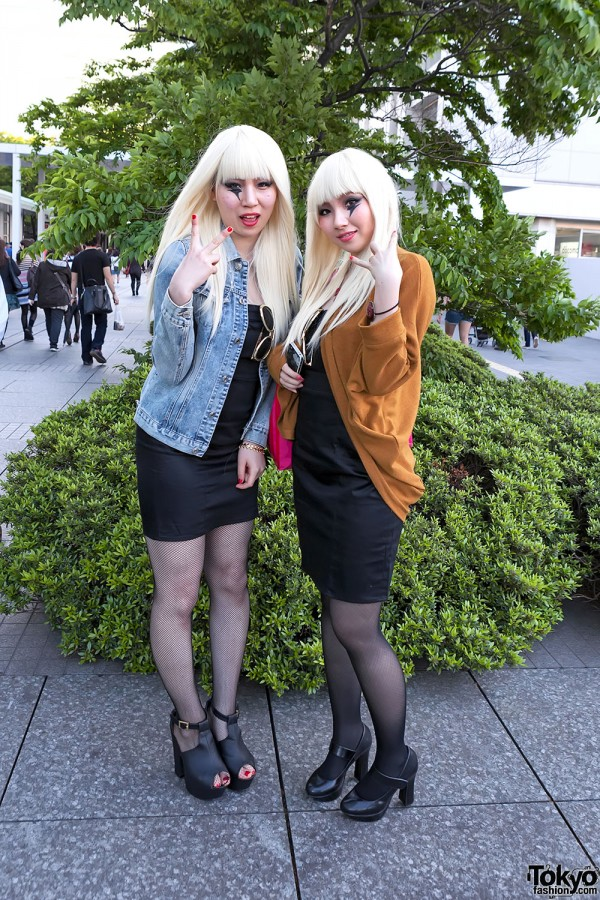 Lady Gaga Fan Fashion in Japan (154)