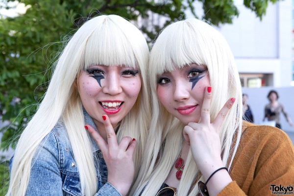 Lady Gaga Fan Fashion in Japan (155)