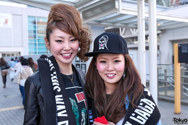 Lady Gaga Fan Fashion in Japan (157)