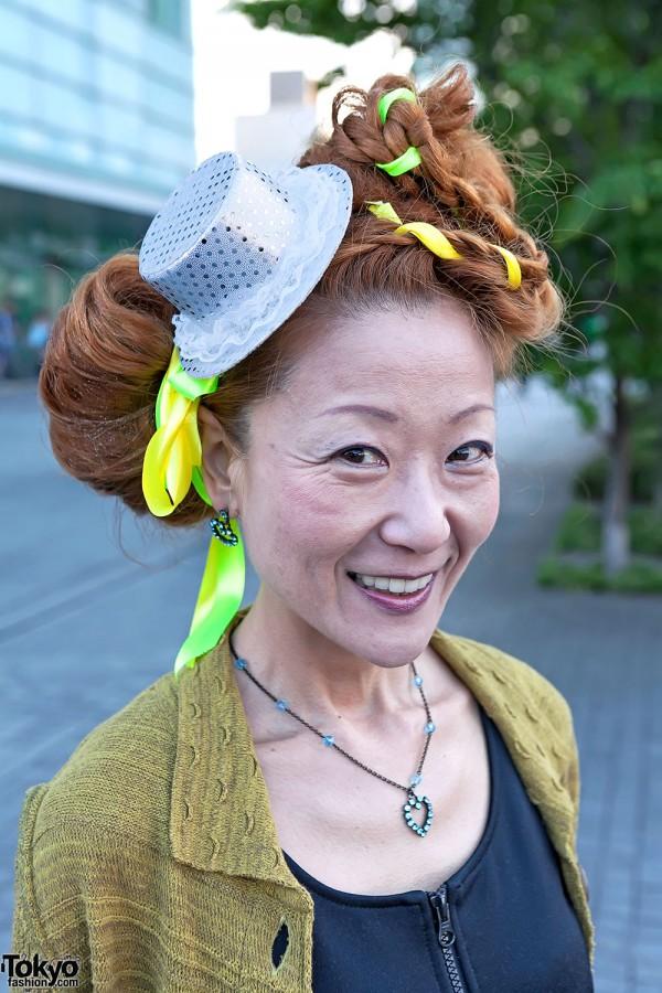 Lady Gaga Fan Fashion in Japan (159)