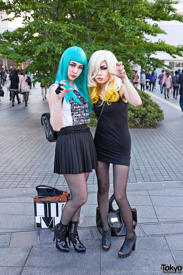 Lady Gaga Fan Fashion in Japan (160)