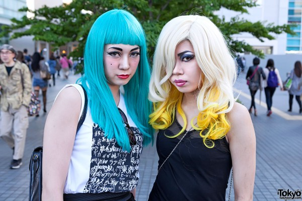 Lady Gaga Fan Fashion in Japan (161)
