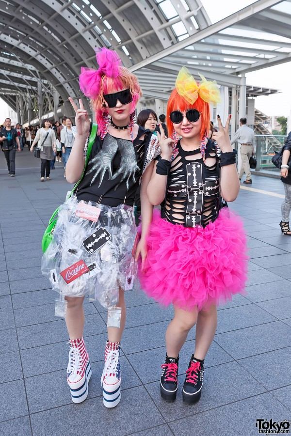 Lady Gaga Fan Fashion in Japan (162)