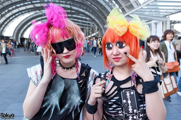 Lady Gaga Fan Fashion in Japan (163)