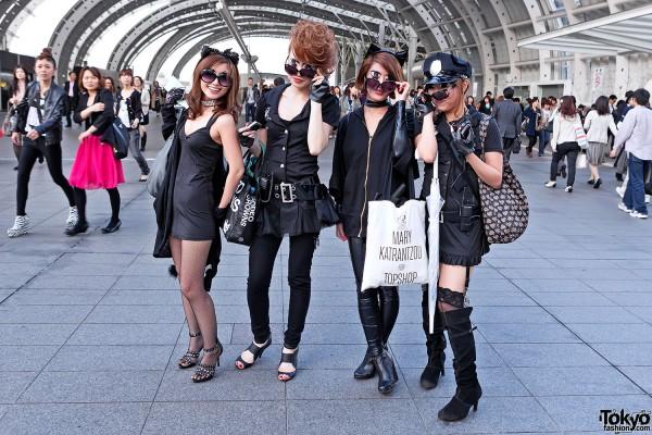 Lady Gaga Fan Fashion in Japan (164)