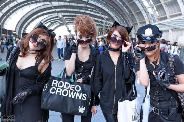 Lady Gaga Fan Fashion in Japan (165)