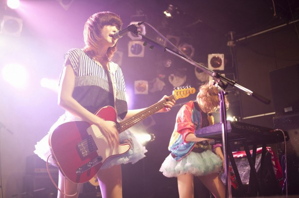 Silent Siren at Spinns Harajuku Collection