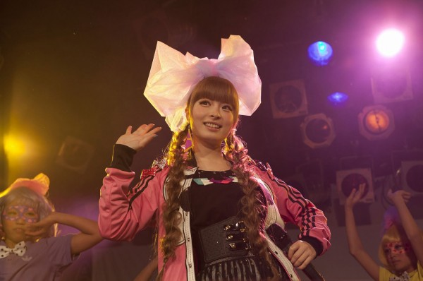 Kyary Pamyu Pamyu at Spinns Harajuku Collection