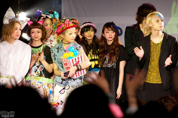 Spinns Harajuku Collection Grand Finale