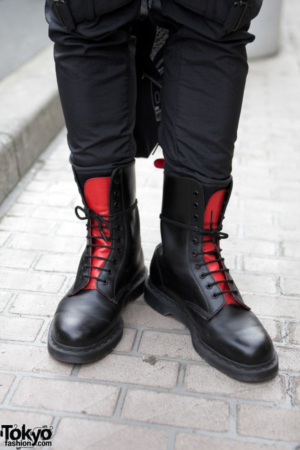 Dr. Martens x Swagger Boots