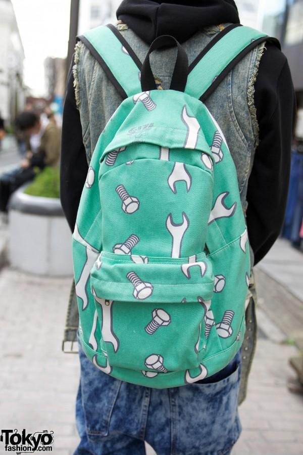 Joyrich x Giza backpack