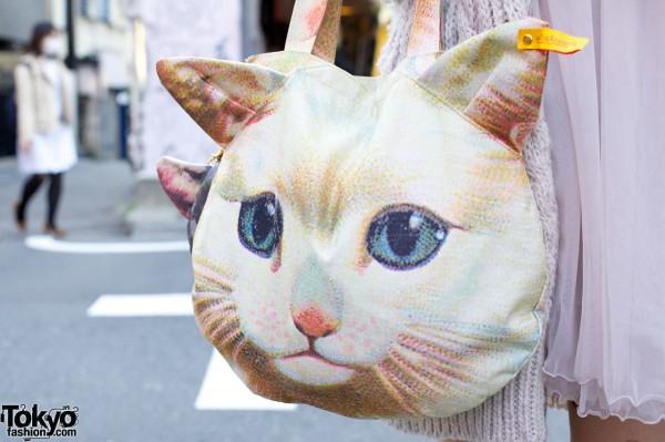 AHCAHCUM.muchacha kitty bag