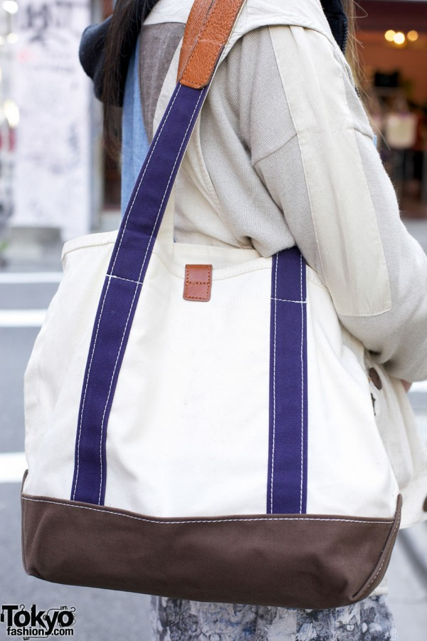 Canvas bag from Cosmic Wonder