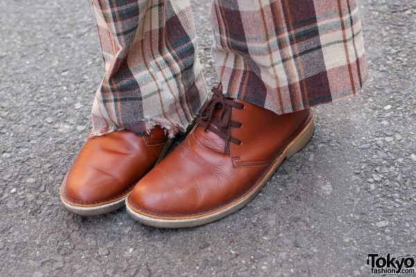 Oxford shoes from Parco