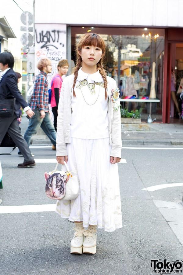L'Arc-en-Ciel Fan's AHCAHCUM.muchacha Cats & Rabbits in Harajuku