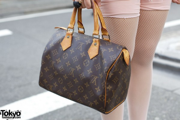 Louis Vuitton Bag in Harajuku