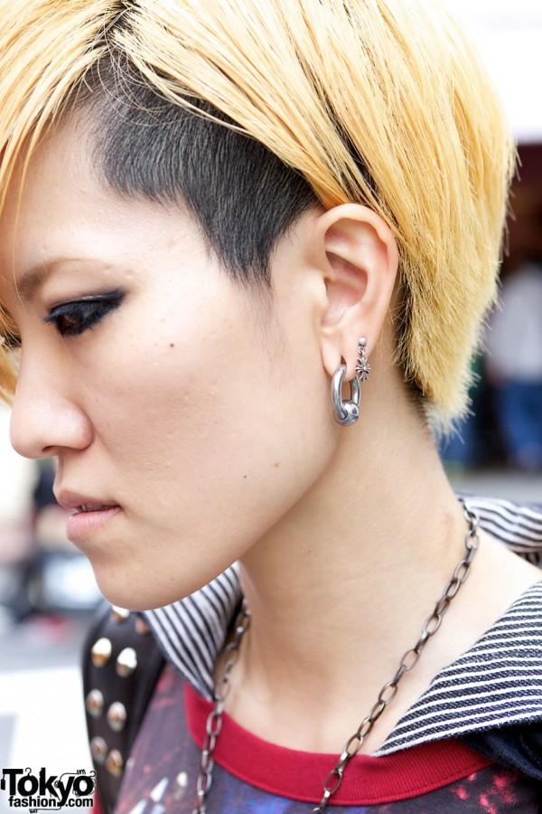 Glad Game Singer in Harajuku