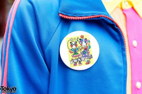 Kurebayashi x Super Lovers