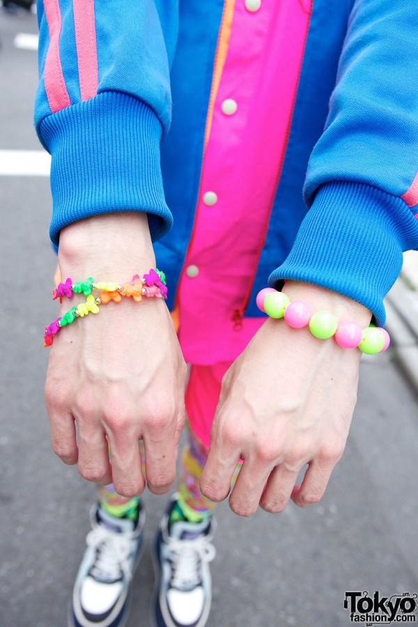 6%DOKIDOKI Bracelets in Harajuku