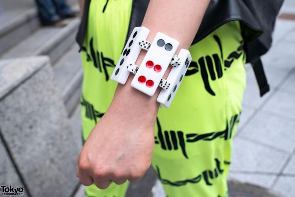 Domino Bracelet in Shibuya