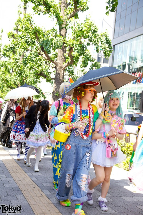 Harajuku Fashion Walk #10 (5)