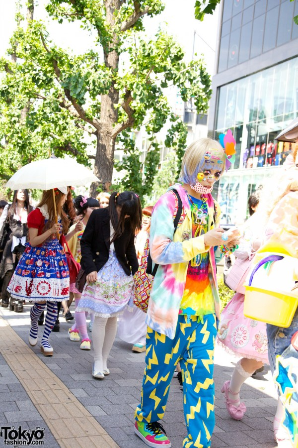 Harajuku Fashion Walk #10 (6)