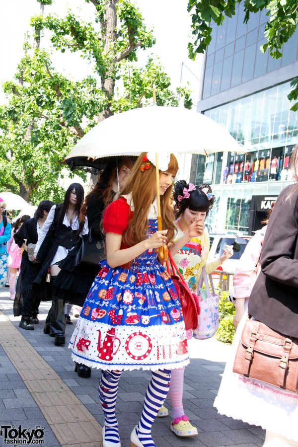Harajuku Fashion Walk #10 (7)