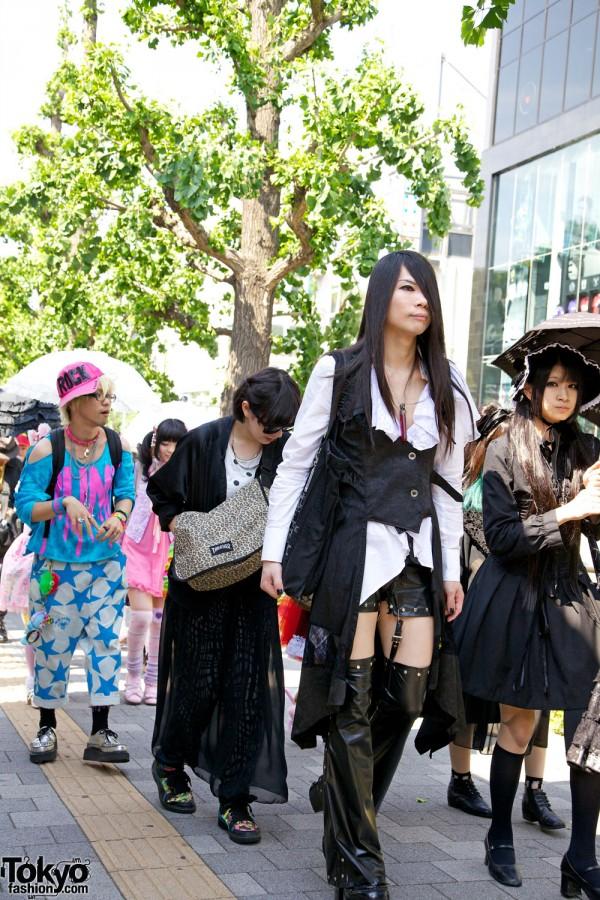 Harajuku Fashion Walk #10 (8)