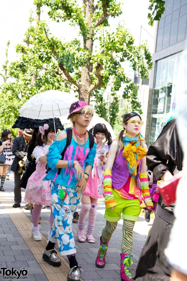 Harajuku Fashion Walk #10 (9)