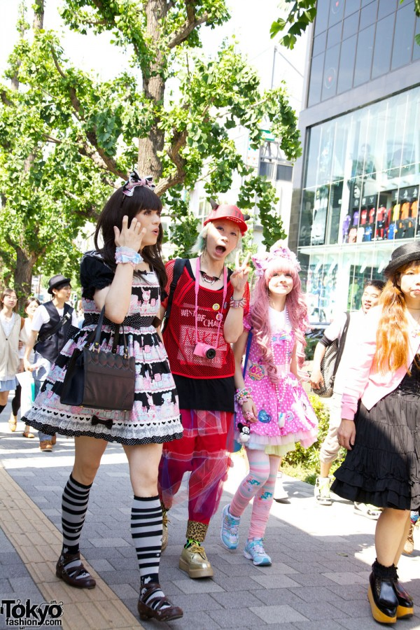 Harajuku Fashion Walk #10 (11)