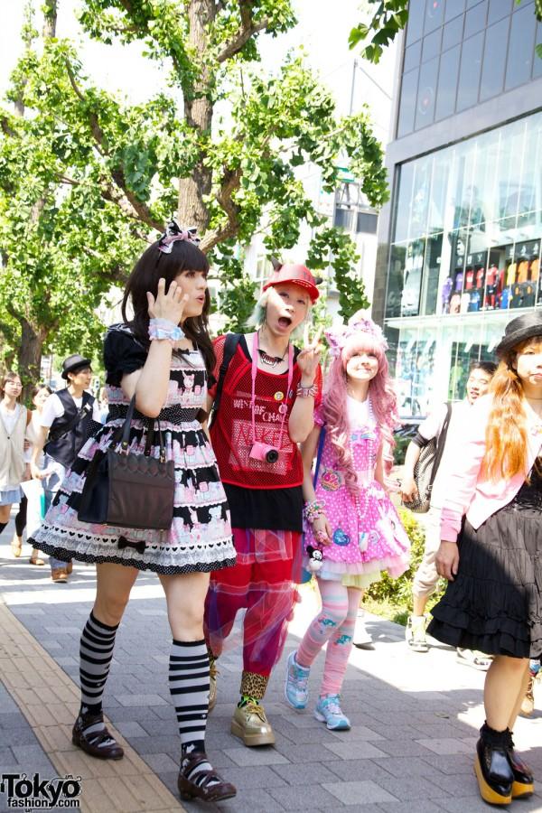 Harajuku Passeio da Moda # 10 (11)