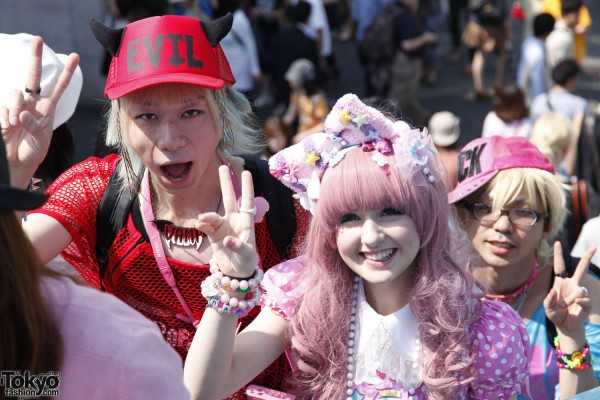 Harajuku Fashion Walk #10 (14)