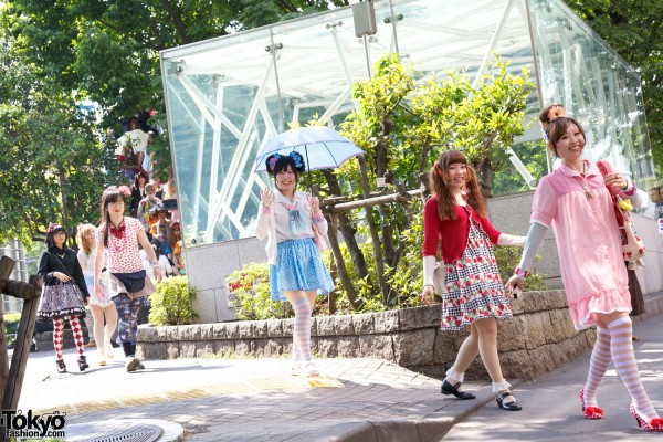 Harajuku Fashion Walk #10 (15)