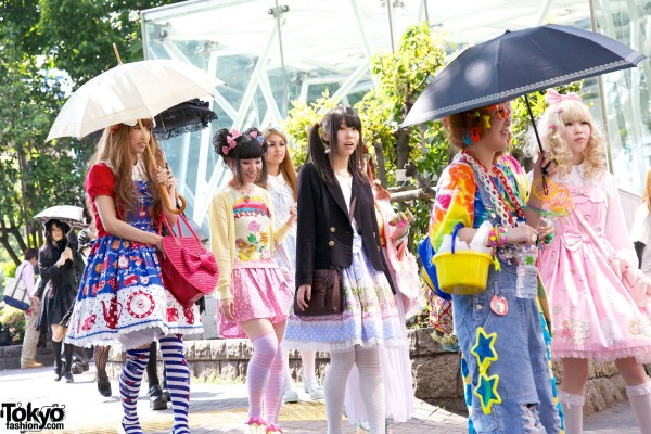 Harajuku Fashion Walk #10 (18)