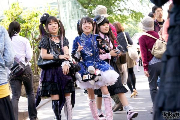 Harajuku Passeio da Moda # 10 (20)
